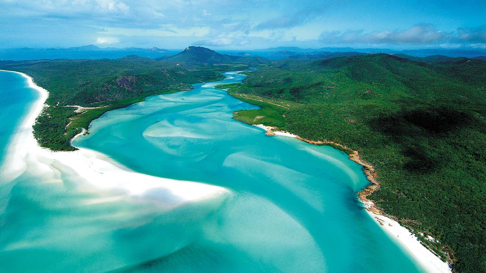 qualia Great Barrier Reef — Great Barrier Reef, Australia