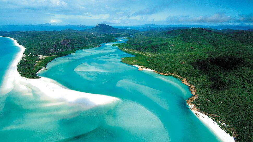qualia Great Barrier Reef — Great Barrier Reef, Australia
