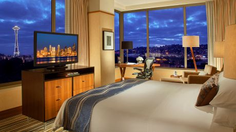 Pan Pacific Seattle - Seattle, United States