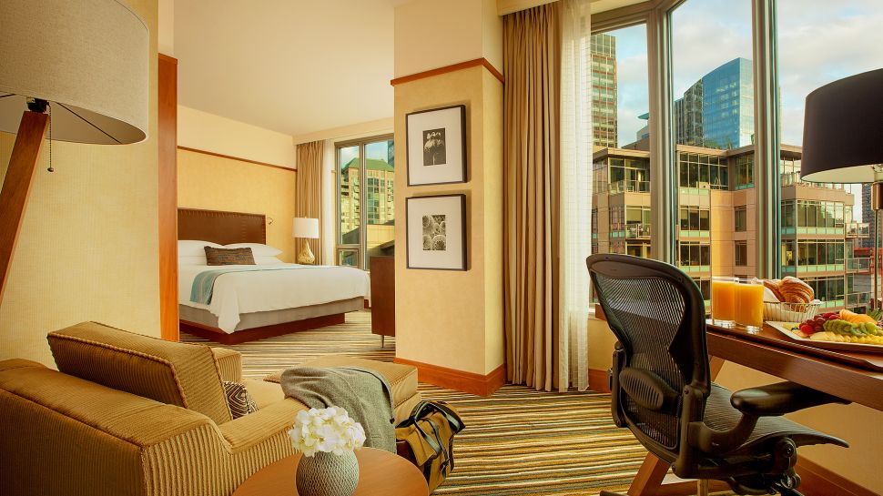 Pan Pacific Seattle — Seattle, United States