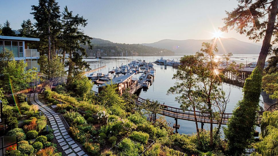 Brentwood Bay Resort - Brentwood Bay, Canada