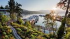 See more information about Brentwood Bay Resort Marina daytime