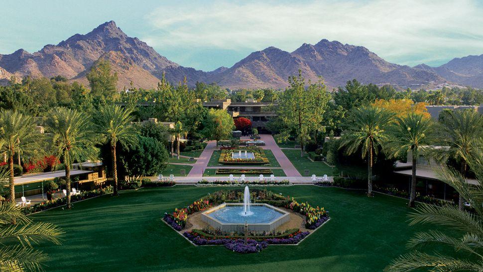 Arizona Biltmore, Green Hotel Phoenix