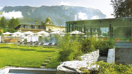 Grand Hotel at Waldhaus Flims Mountain Resort & Spa - Flims, Switzerland