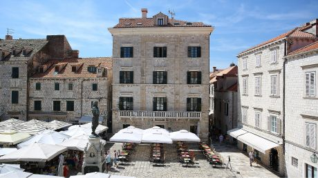 The Pucic Palace - Dubrovnik, Croatia