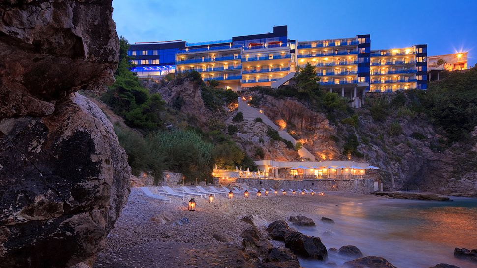 Hotel Bellevue Dubrovnik - Dubrovnik, Croatia