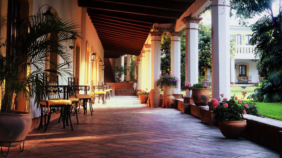 Hacienda Los Laureles — Oaxaca, Mexico