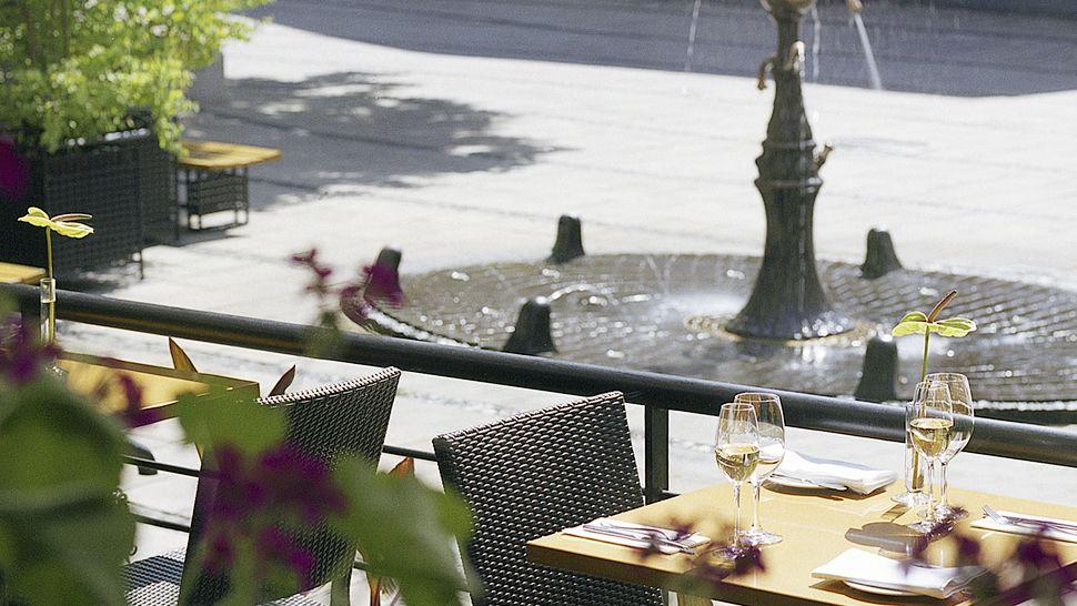 Hotel Bergs — Riga, Latvia