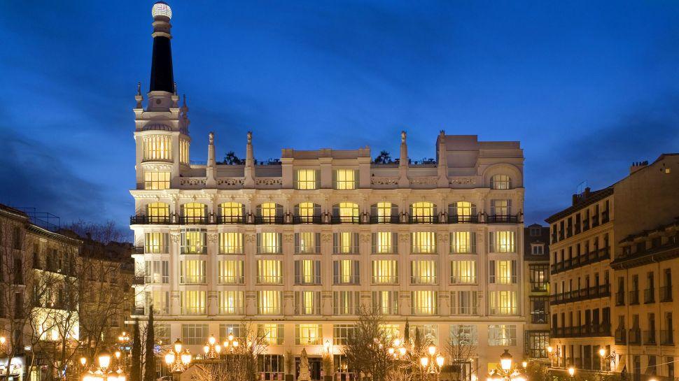 ME Madrid Reina Victoria - Madrid, Spain