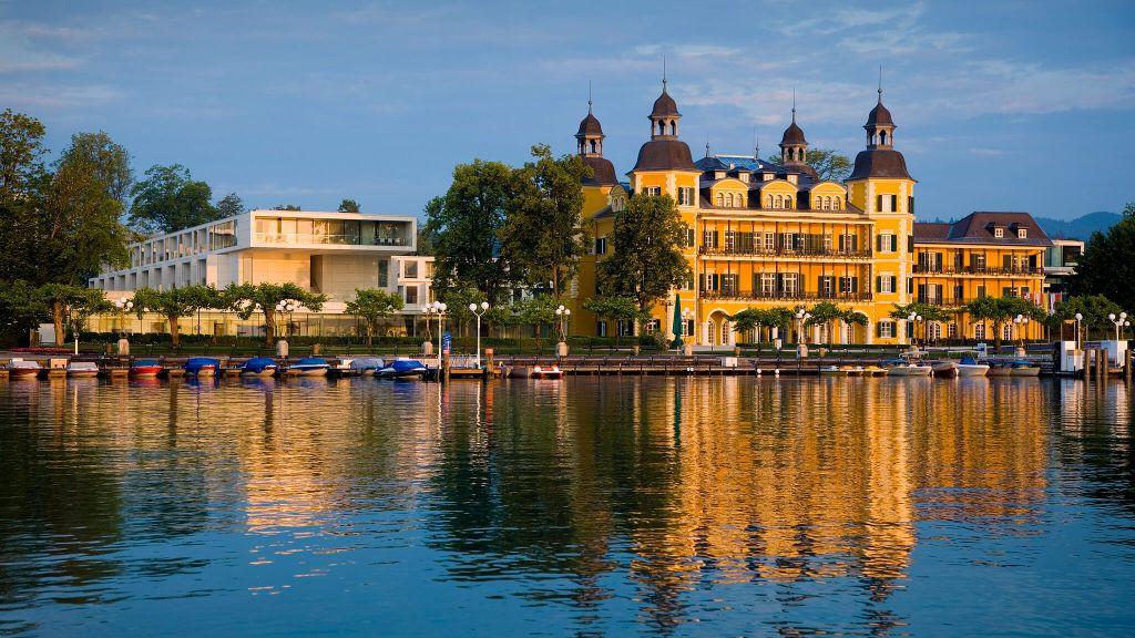 Falkensteiner Schlosshotel Velden - Velden am Wörthersee, Austria