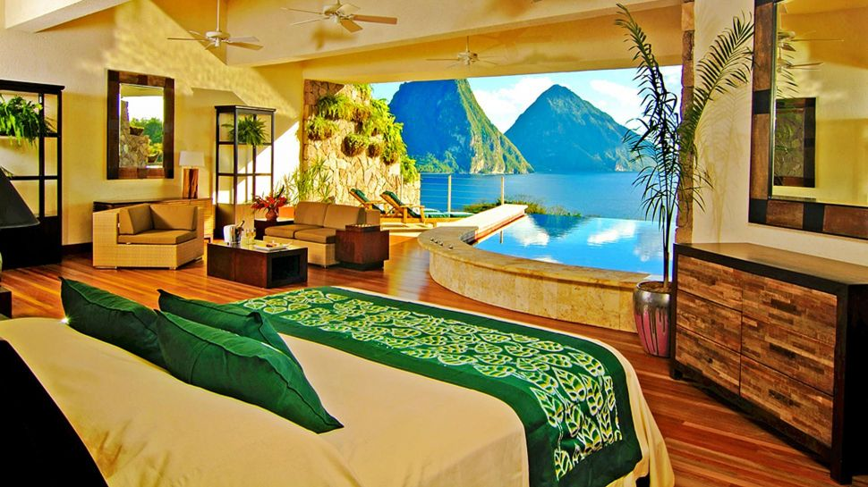 Jade Mountain at Anse Chastanet — Soufriere, St Lucia