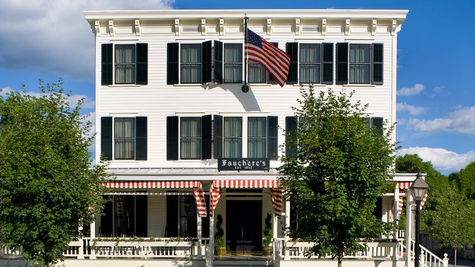 Hotel Fauchère - Milford, United States