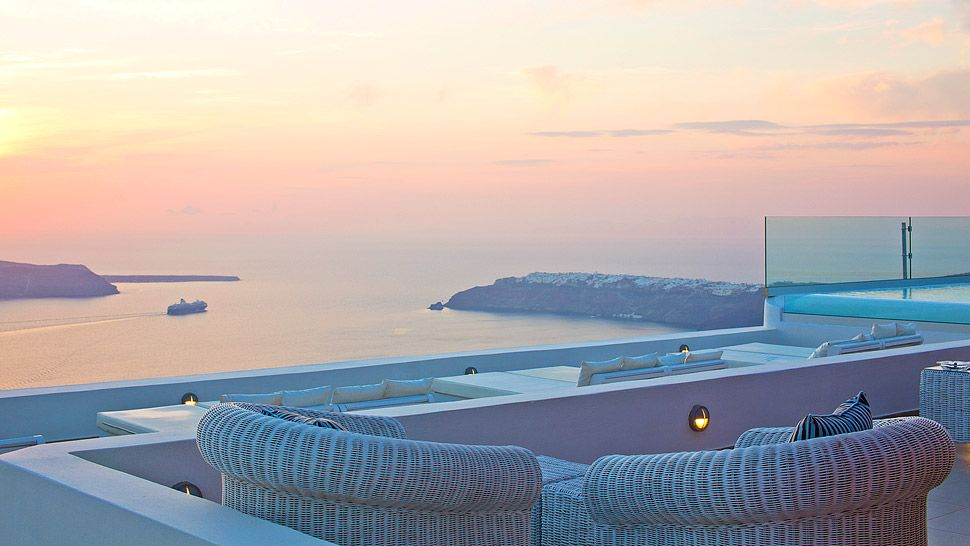 La Maltese - Imerovigli, Greece
