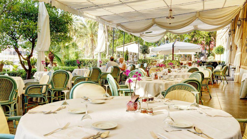 Grand Hotel Villa Igiea — Palermo, Italy