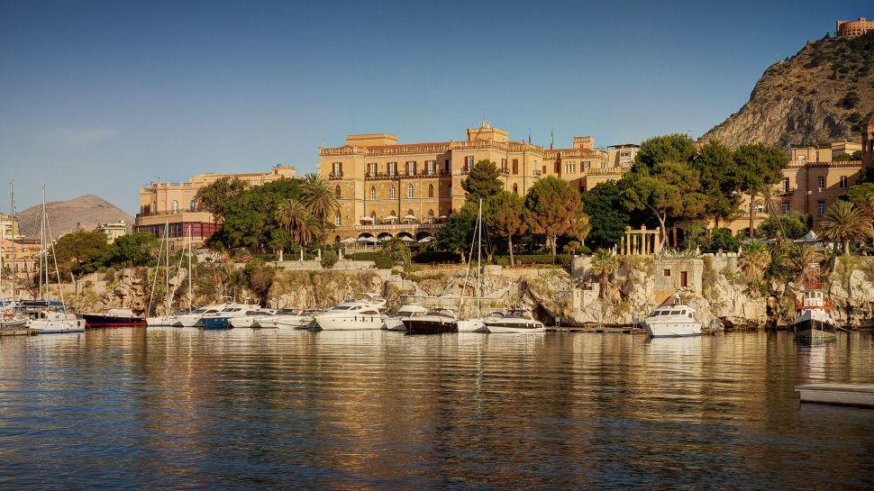 Grand Hotel Villa Igiea - Palermo, Italy