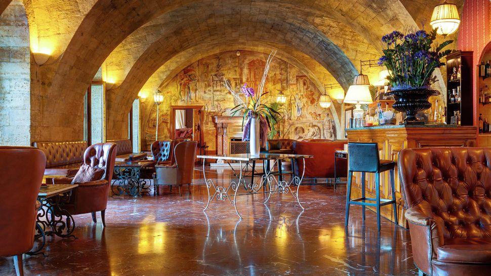 Grand hotel villa igiea sicily italy for Design hotel palermo