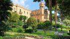 Villa Igiea Facade Villa Igiea Palermo