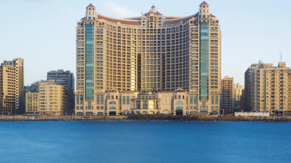 four seasons hotel alexandria at san stefano egypt. Black Bedroom Furniture Sets. Home Design Ideas