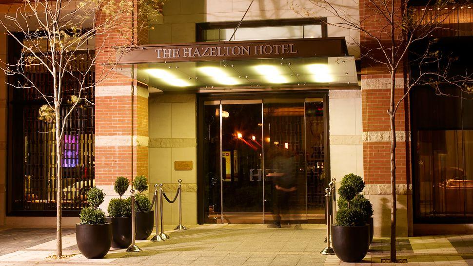 Hazelton Hotel Canada