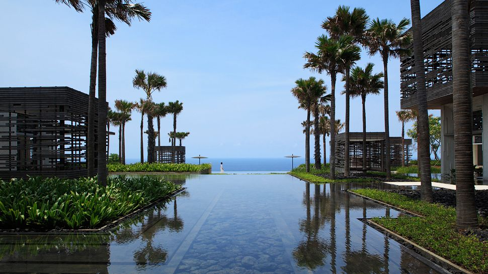 Alila villas uluwatu bali indonesia for Hotel in bali indonesia near beach