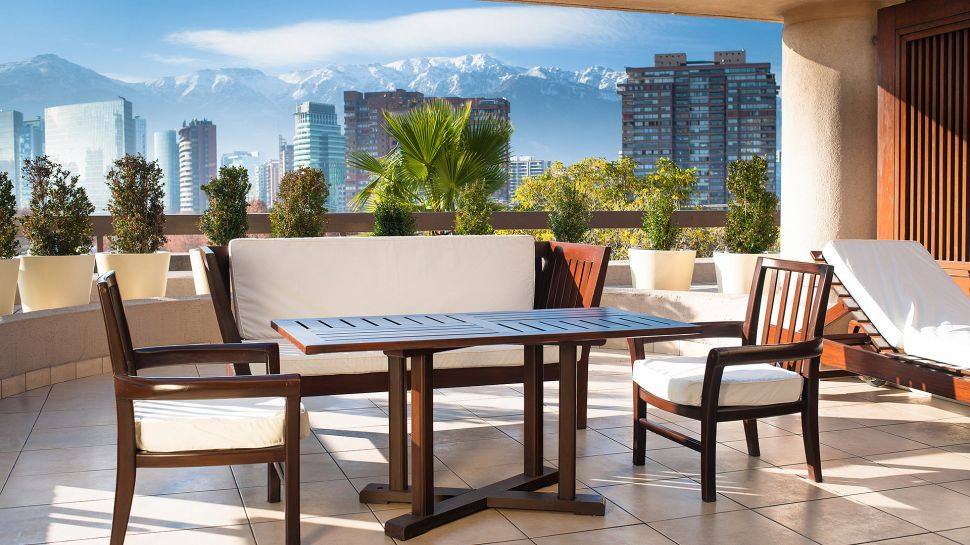 Grand Hyatt Santiago — Santiago, Chile