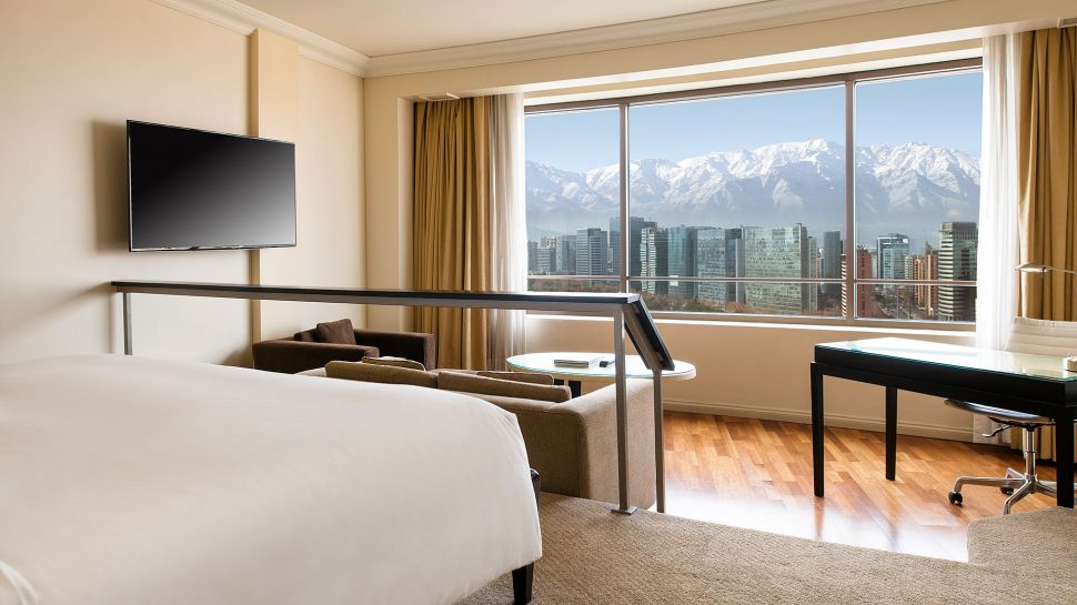 Grand Hyatt Santiago - Santiago, Chile