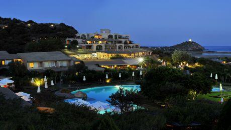 Chia Laguna Resort - Cagliari, Italy