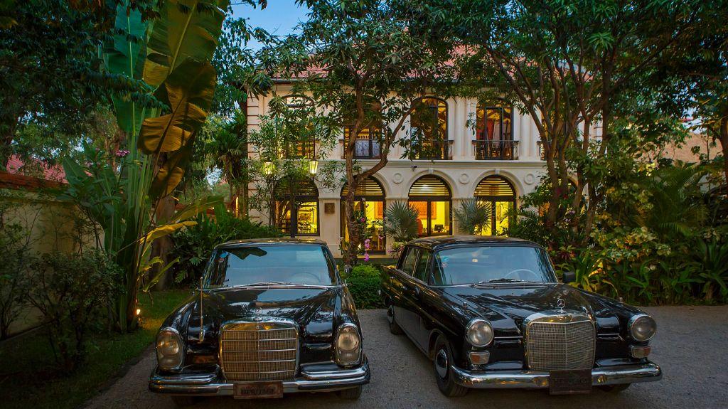 Heritage Suites Hotel - Siem Reap, Cambodia
