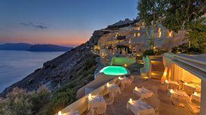 Mystique — Oia, Greece