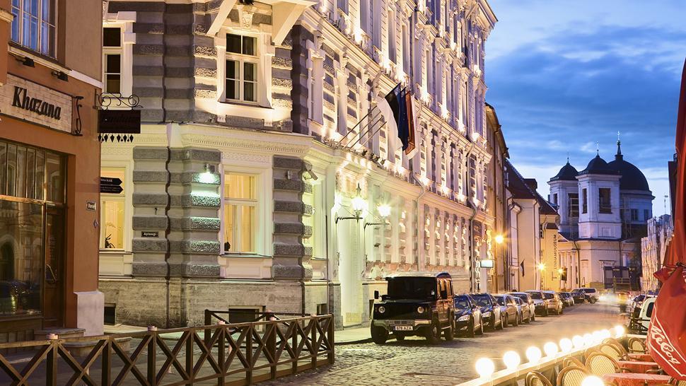 Hotel Telegraaf - Tallinn, Estonia