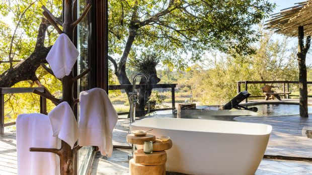 Singita Boulders Lodge — Sabi Sand Reserve, South Africa