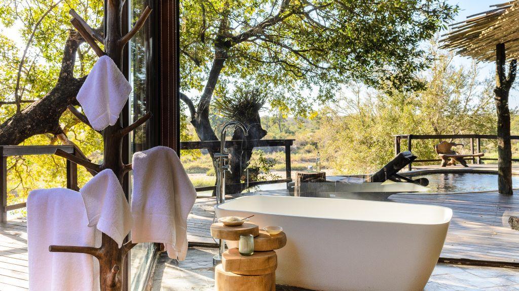 Singita Boulders Lodge — Sabi Sand Reserve, South Africa