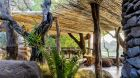 Singita Boulders Lodge lounge view