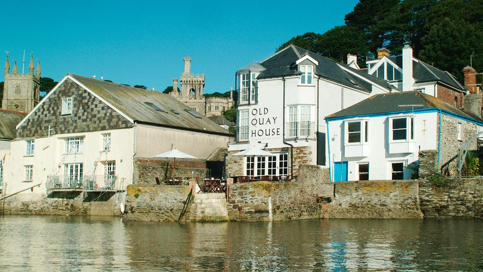 Old Quay House Hotel - Fowey, United Kingdom