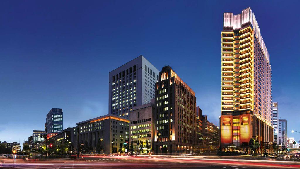 The Best Hotel In Tokyo Japan