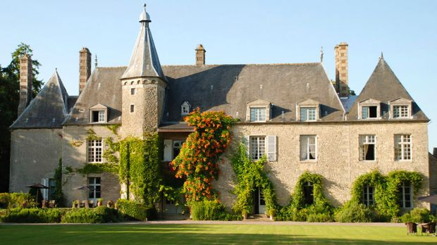 Château de Saint Paterne — Saint-Paterne, France