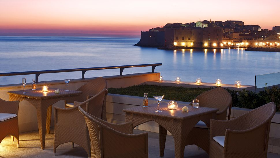 Hotel excelsior dubrovnik dubrovnik neretva county dalmatia for Terrace on the park restaurant