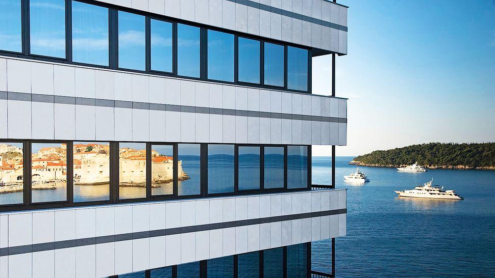 Hotel excelsior dubrovnik dubrovnik neretva county dalmatia for Design hotel dubrovnik