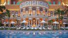Pool  Four  Seasons  Macao  Cotai  Strip.