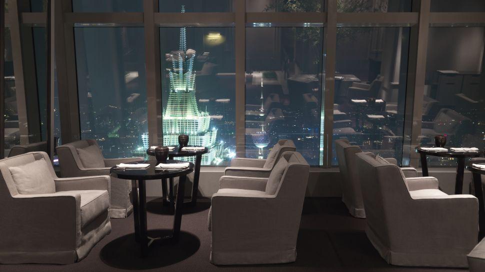 هتل پارک حیات در شانگهای