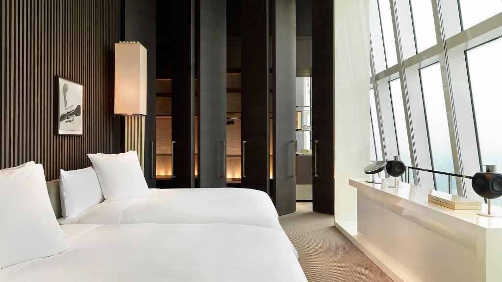 Park hyatt shanghai shanghai china for Design hotel shanghai
