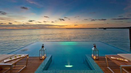 Hideaway Beach Resort & Spa - Dhonakulhi Island, Maldives