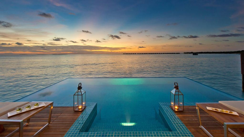 Hideaway Beach Resort & Spa - Dhonakulhi Island, Maldives