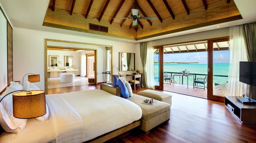 Hideaway Beach Resort & Spa — Dhonakulhi Island, Maldives