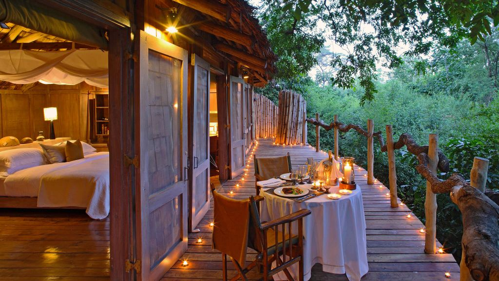 Lake manyara tree lodge arusha tanzania for Best value luxury hotels