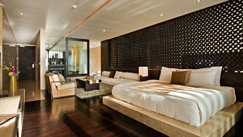 Anantara seminyak resort spa bali city country for Country style bedroom suites