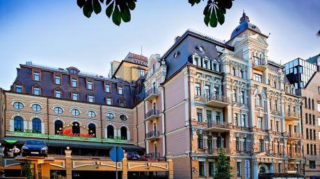 Opera Hotel - Kiev, Ukraine