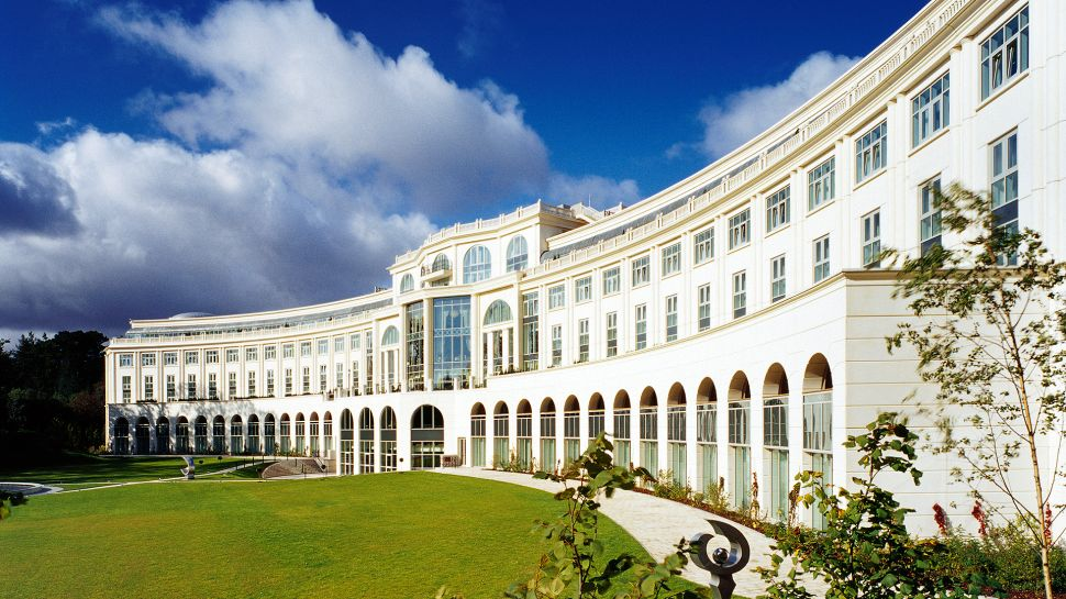 Powerscourt Hotel - Enniskerry, Ireland