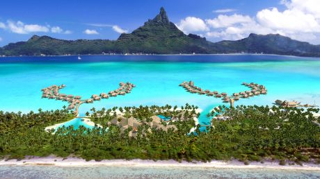 Intercontinental Bora Bora Resort & Thalasso Spa - Bora Bora, French Polynesia
