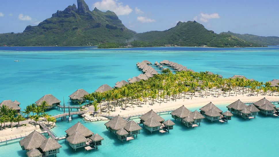 The St. Regis Bora Bora Resort - Bora Bora, French Polynesia